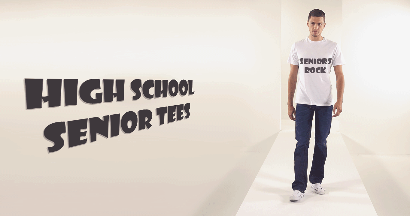 High School Senior T-Shirts